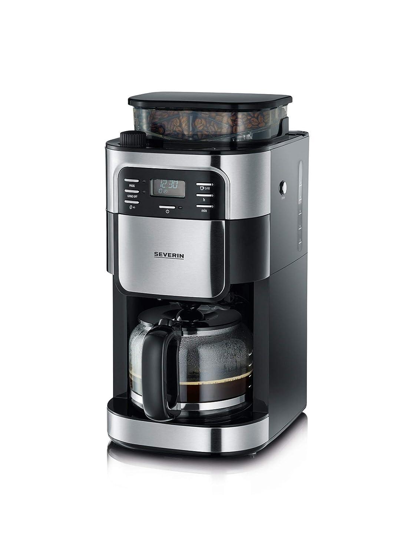 Severin KA 4810Macchina da caffè con macina