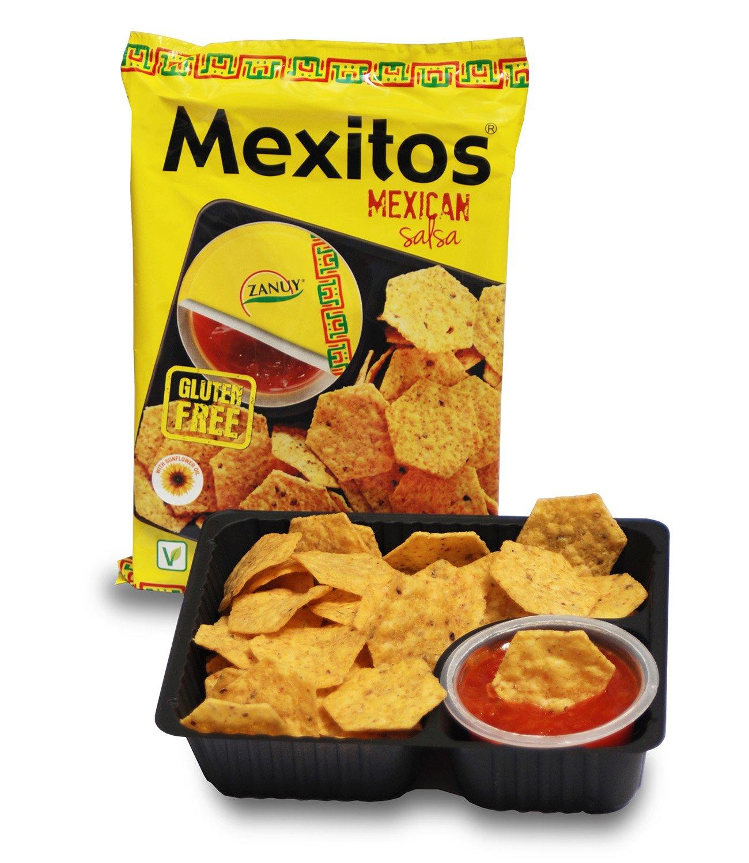 Zanuy Mexitos Jalapeño Cheese Salsa Combo - 180 gr: Amazon.es: Alimentación y bebidas