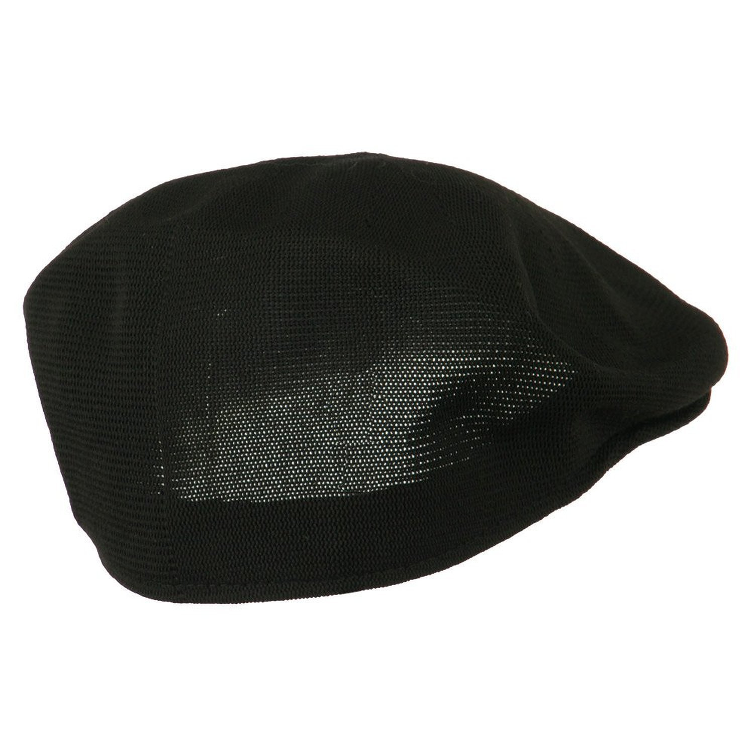 MG Mens Knitted Ivy Newsboy Cap Hat