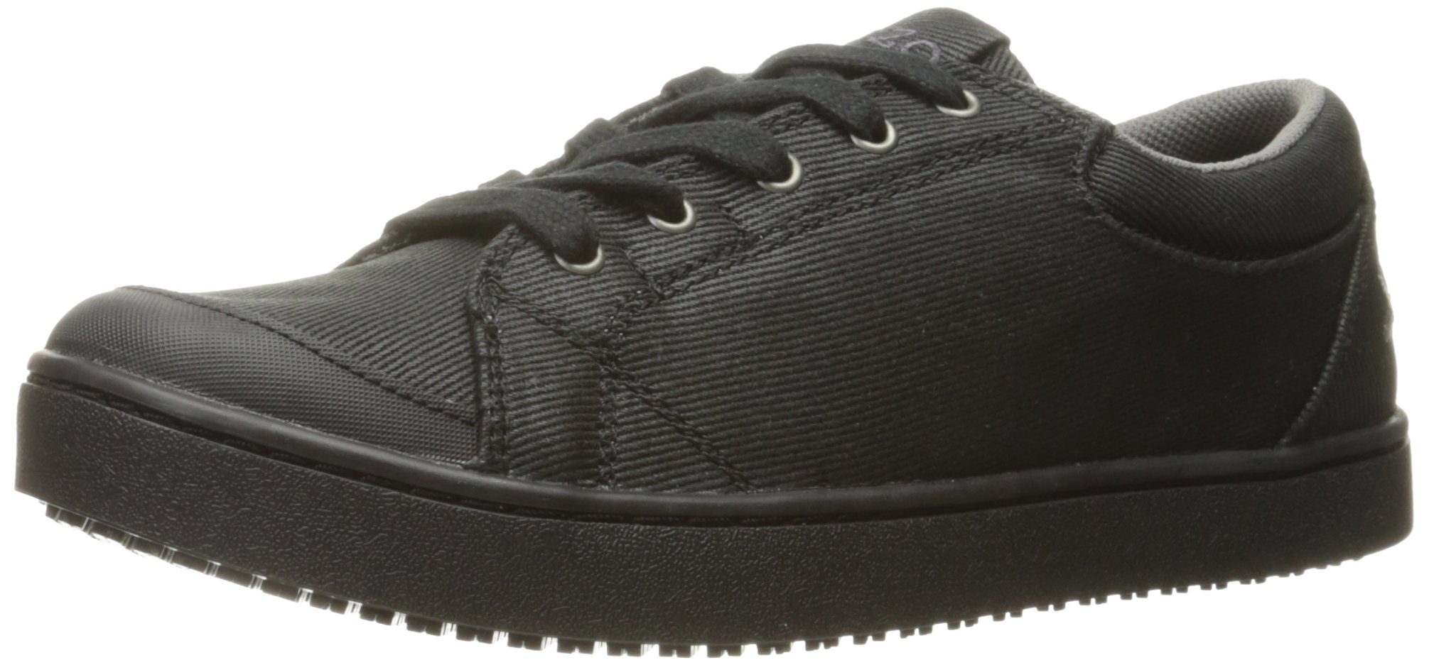 MOZO Women's Maven Food Service Shoe, Black, 8 B US