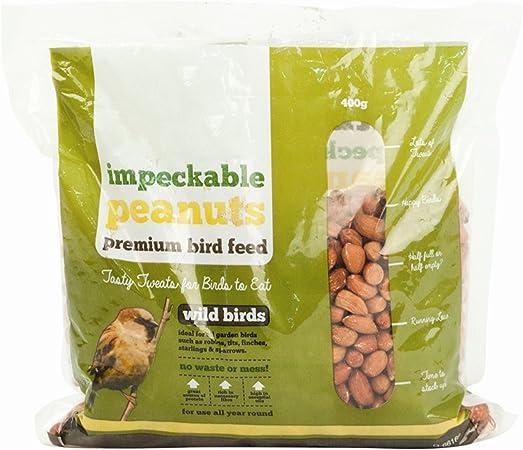 2 pack Peanuts comida especial para aves silvestres importa comida ...