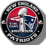 New England Patriots Super Bowl 51 Champions car