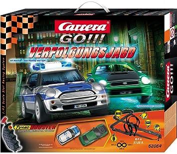 Carrera Circuit Voiture De Course Go