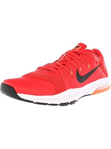 72ee1fec1c242 Nike Zoom Train Complete Mens Action Red Black Total Crimson Running  Sneakers