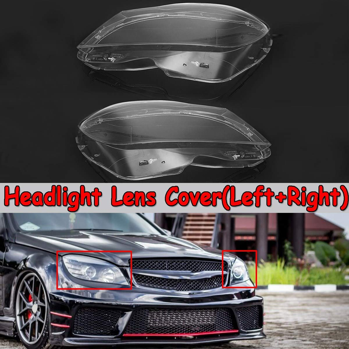 TOOGOO LH Front Bumper Fog Light Lamp Hole Cover Grille for Toyota Camry 2012-2014 5212806260