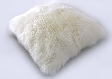 Ikea Skold 40 X 40cushion Throw Pillow Cover Sheepskin Fur Wool Inspiration Ikea Body Pillow Cover