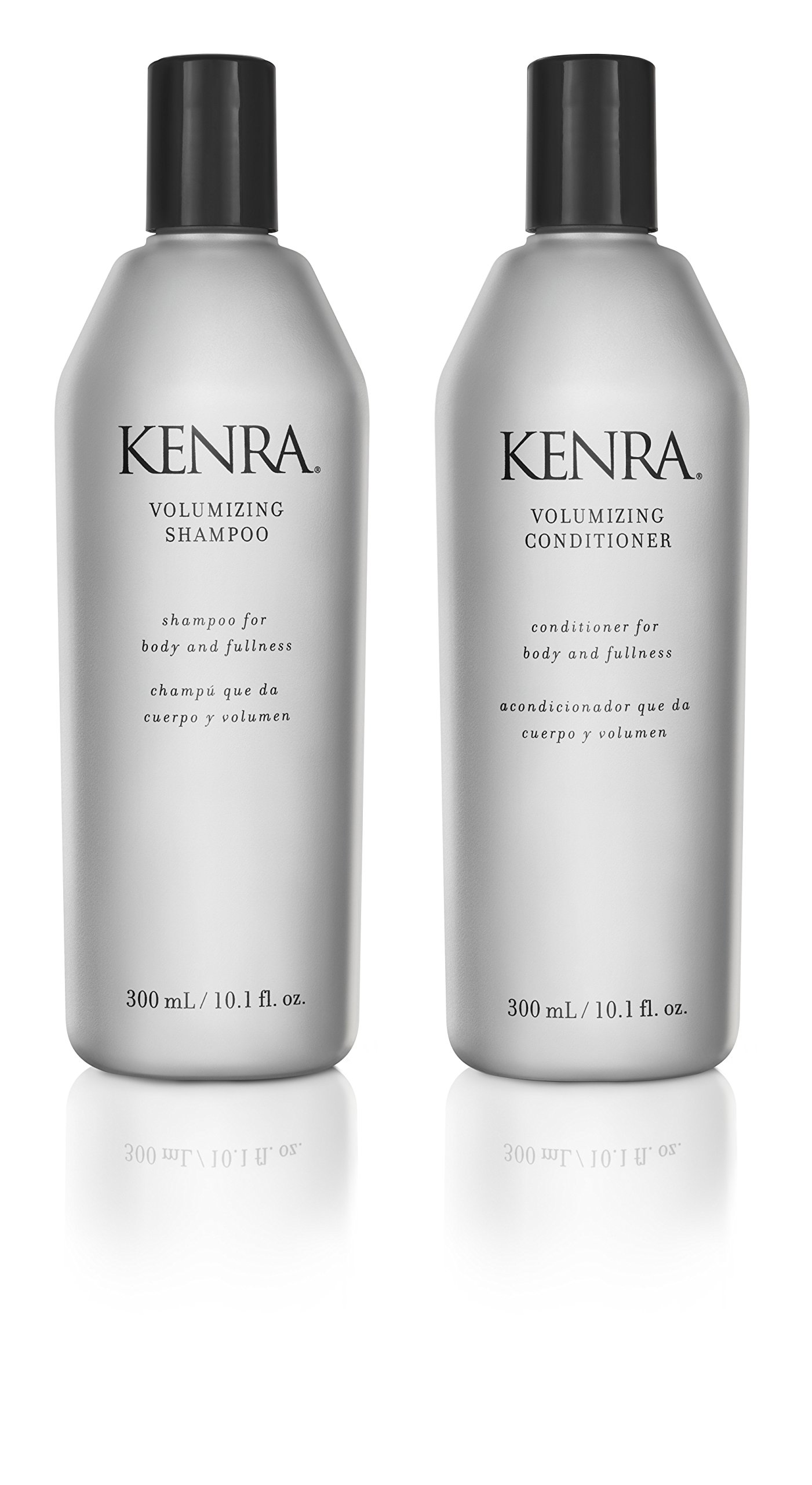 Kenra Volumizing Shampoo and Conditioner Set, 10.1-Ounce by Kenra
