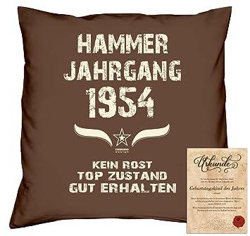 Geschenk Idee Zum 63 Geburtstag Hammer Jahrgang 1954