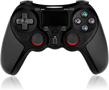 TERIOS Wireless Controller Gaming Remote Compatible with Playstation 4