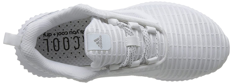 Adidas Damen Climacool W Laufschuhe schwarz Weiß Weiß Weiß Silber mat 3612db