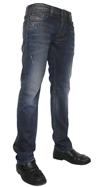 Diesel &apos Hombre Stretch Jeans Safado 0824Q Used Look ...