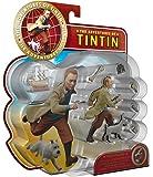 Plastoy 60870 - Figuras de Tintín y Milú