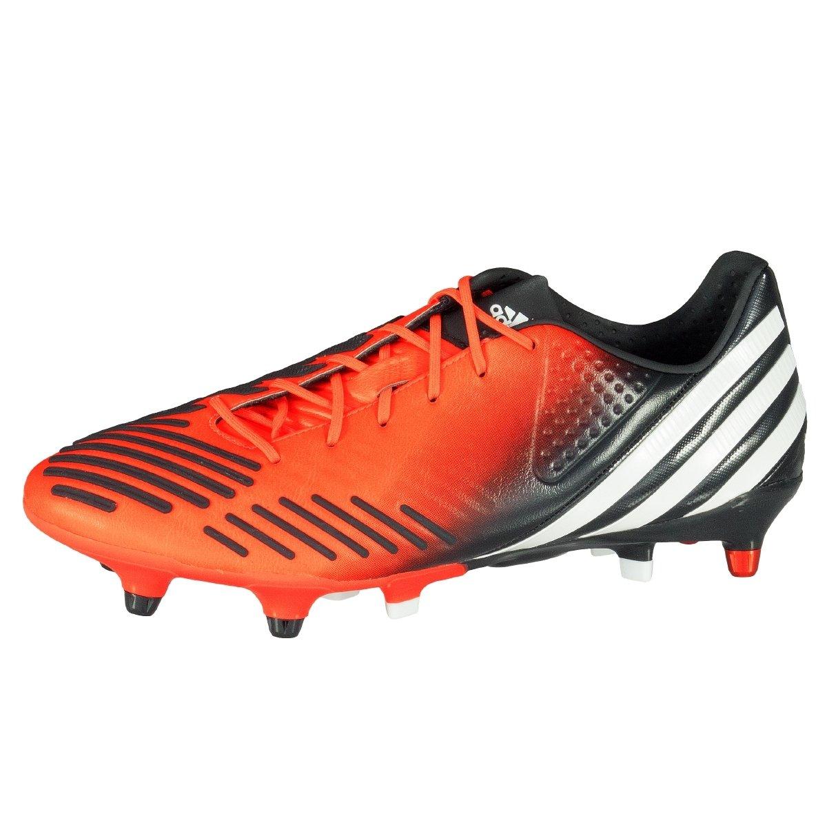 Adidas Fußballschuhe PROTator LZ XTRX SG Herren infraROT-running Weiß-schwarz, 39 1 3, rot
