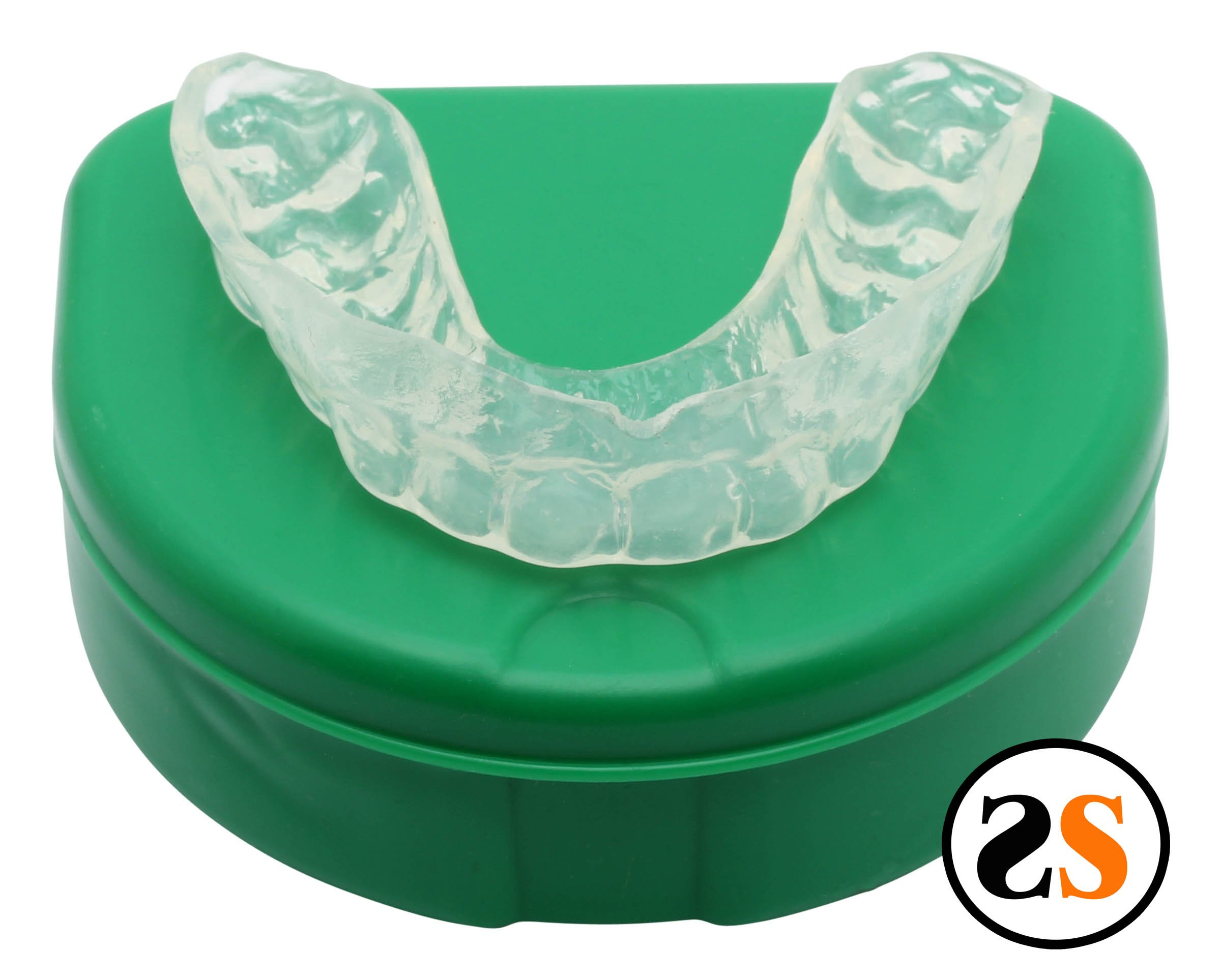 Clear Custom Professional Sports Mouth Guard by SportingSmiles