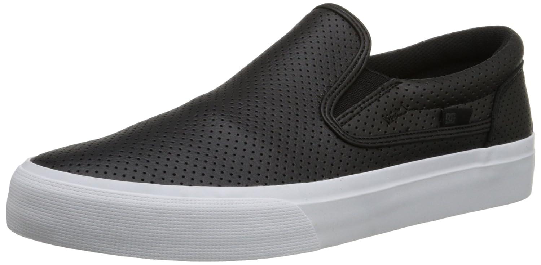 DC Men's Trase Slip-On LE Skate Shoe