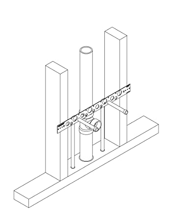Basic Size Pex Home Plumbing Diagram