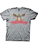 Ripple Junction National Lampoon's Vacation Walley World Distressed Adult T-Shirt