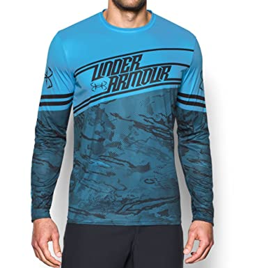 fb2ffb671d Under Armour Men`s UA Fishing Jersey Long Sleeve Shirt