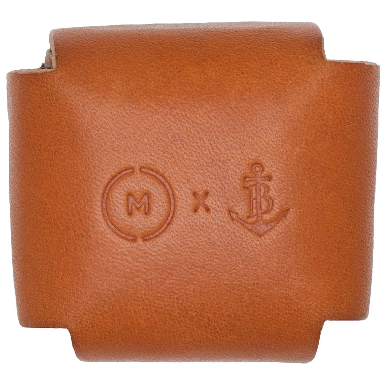 ویکالا · خرید  اصل اورجینال · خرید از آمازون · Moment - Single Leather Lens Pouch - Tan wekala · ویکالا