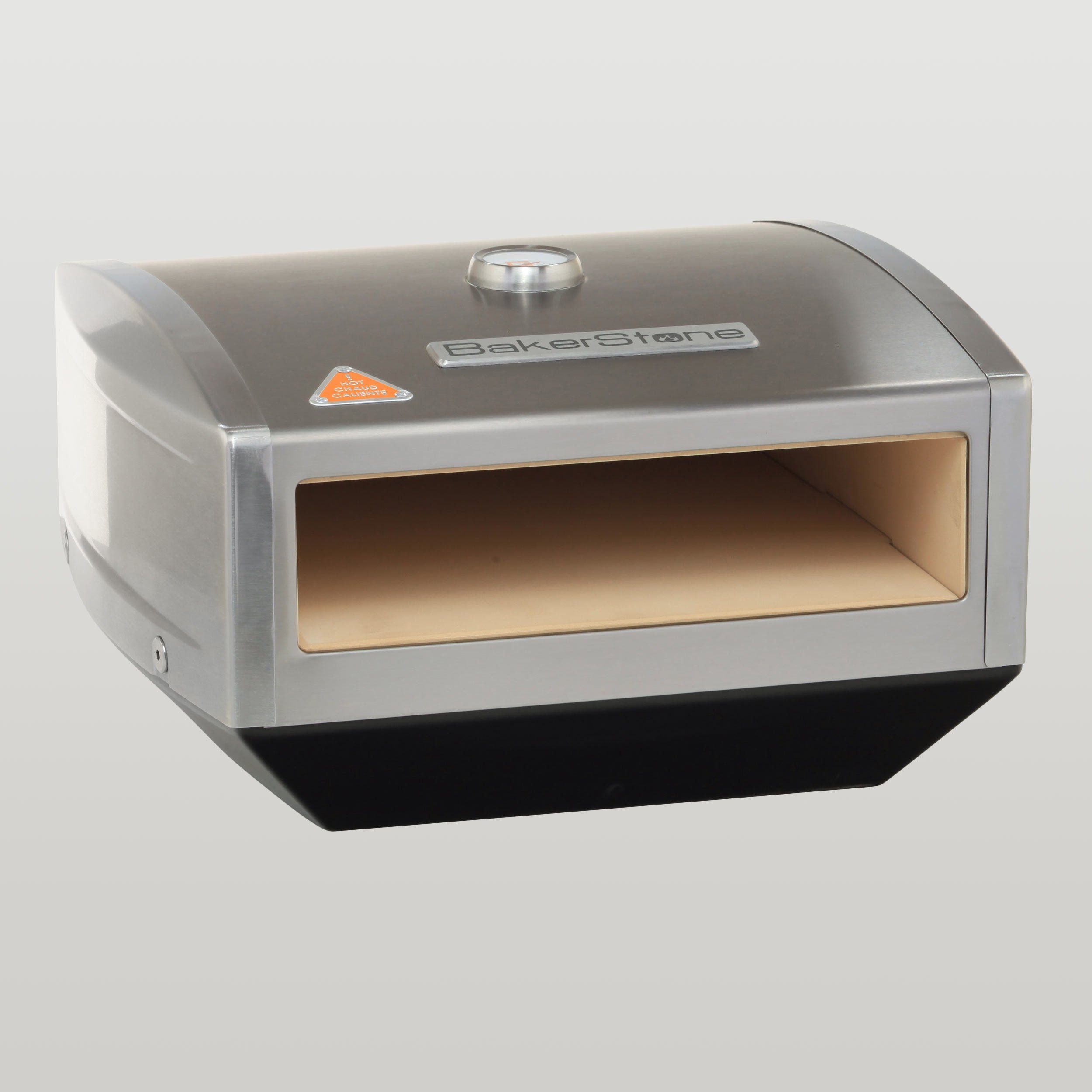 BakerStone Pizza Box, Gas Stove Top Oven (Stainless Steel) by BakerStone (Image #6)