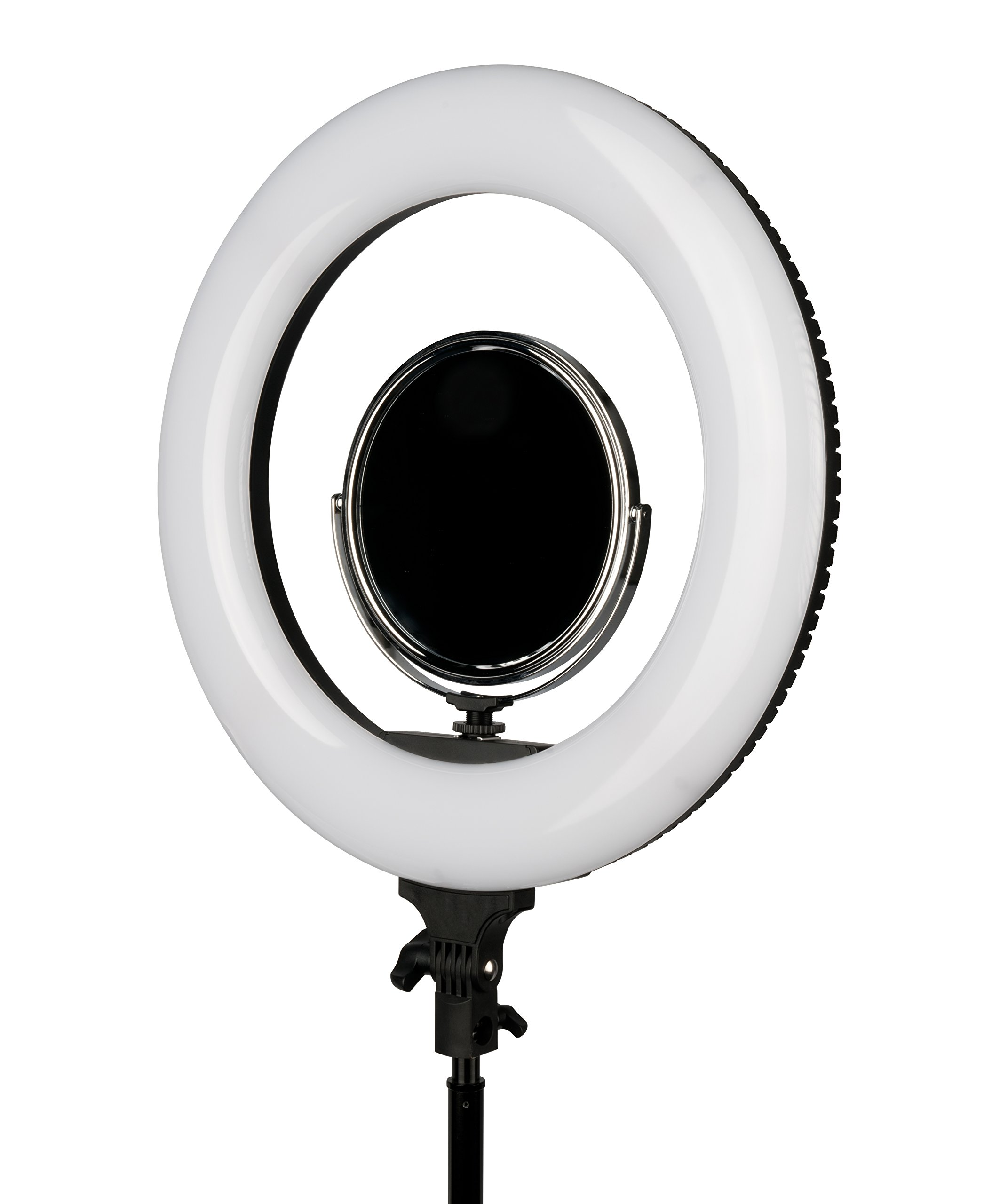 Ikan RLCB60 Oryon 18'' Bi-Color Led Cosmetic Ring Light by Ikan