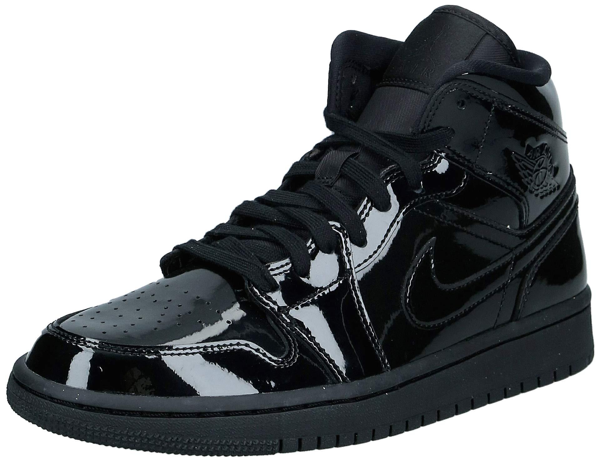 Nike Womens Air Jordan 1 Mid Womens Bq6472-002 Size