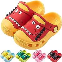 Zuecos y Mules para niña niño Sandalias de Playa Chanclas de Piscina Antideslizante Zapatos de Piscina Jardín Zapatillas…