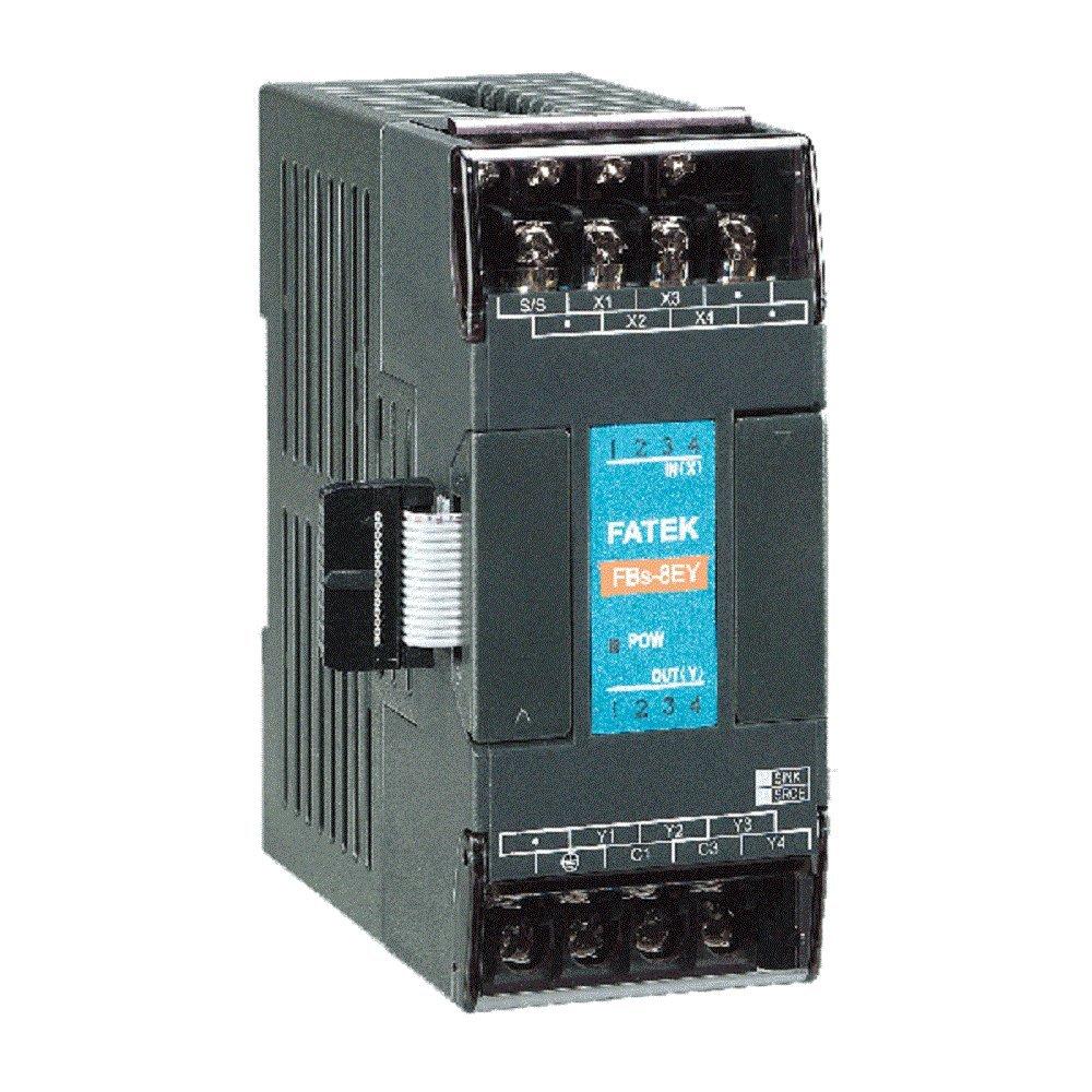 Fatek PLC DIO Expansion Modules, FBs-8YR (FBs-8EY)