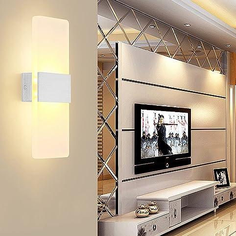Gimify 6 W LED d\'intérieur en acrylique Applique murale pour ...