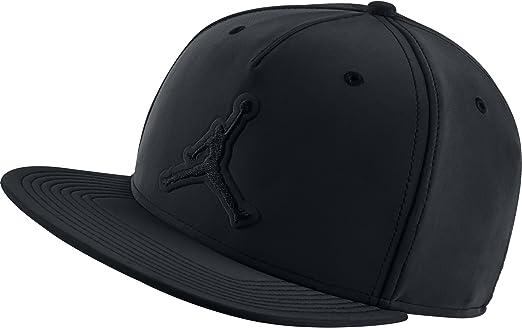 Nike Michael Jordan 5 Retro Snapback Gorra, Hombre, Negro, Talla ...