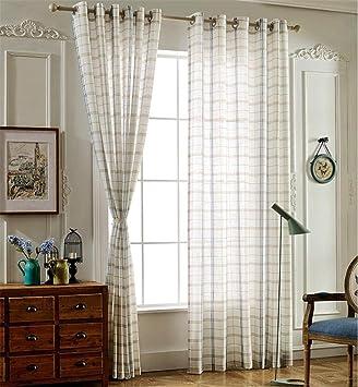 GUOCAIRONG® Tulle Vorhänge für Schlafzimmer Tulle Fenster ...