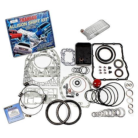XCALLIBER 29545311 X Performance Rebuilt Kit