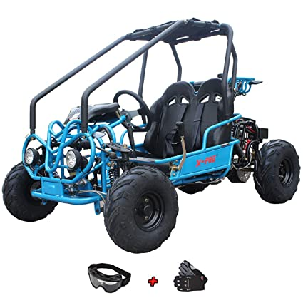 Kids Dune Buggy >> Amazon Com X Pro 125cc Go Kart Dune Buggy Kids Gokart Child Go Kart