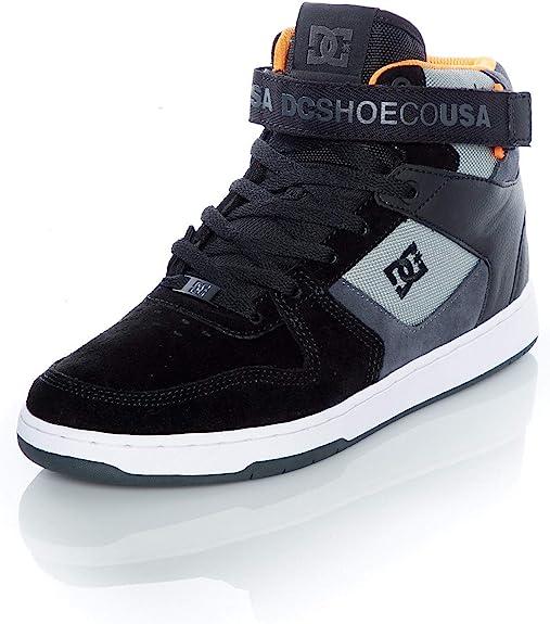 DC Black-Black-Grey Pensford S Shoe