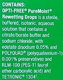 Opti-Free Puremoist Rewetting Drops, 12-mL