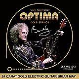 Optima Signature Brian May 009/042 gold