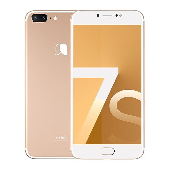 big sale d292a 1a013 mPhone 7s Gold