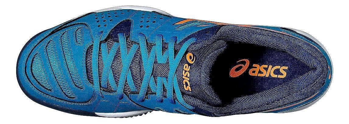 Asics Tenis Gel-Padel Pro 3 Gs Blue / Orange 35 Junior: Amazon.es: Deportes y aire libre