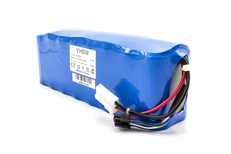vhbw Batería Compatible con Robomow Serie MS, RS630, RS635 ...