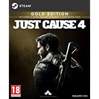 Just Cause 4 Gold Edition [PC Code - Steam]