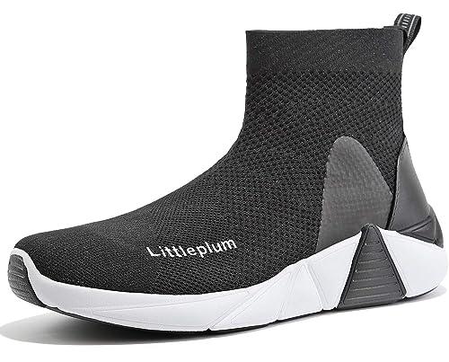 Zapatillas para Mujer Altas Aire Libre y Deporte Transpirables Casual Yoga Zapatos Gimnasio Correr Sneakers