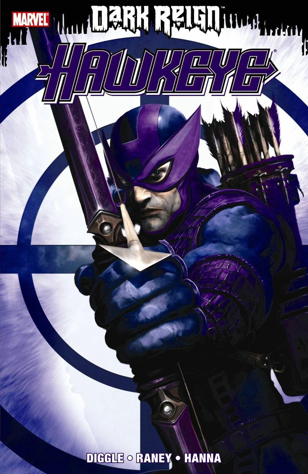 Download Dark Reign: Hawkeye ebook