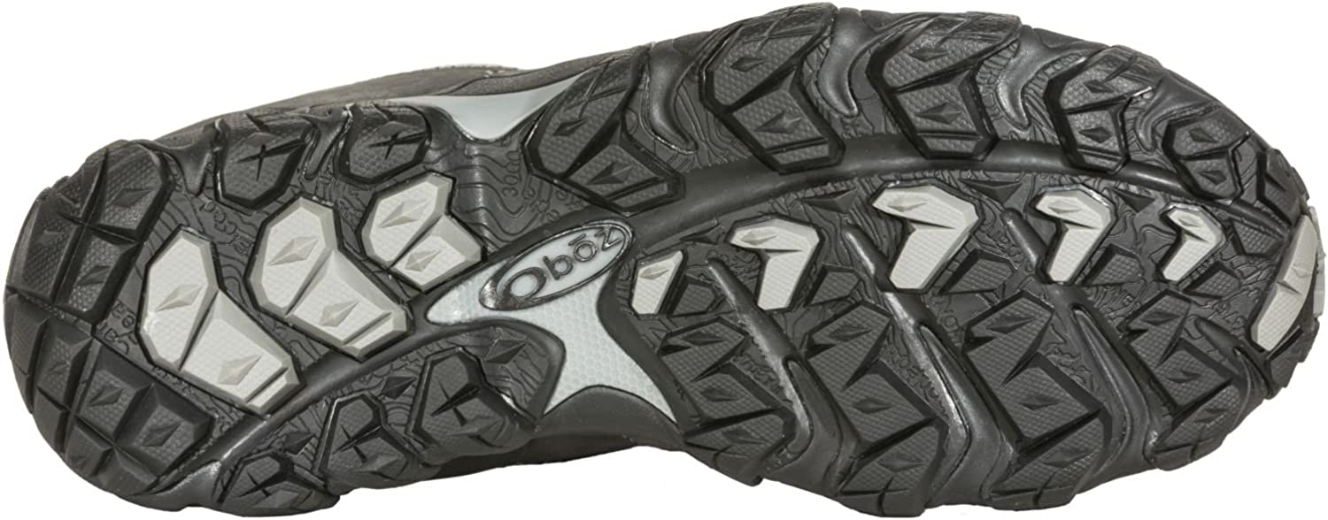 Mens Oboz Bridger Low B-Dry Hiking Shoe