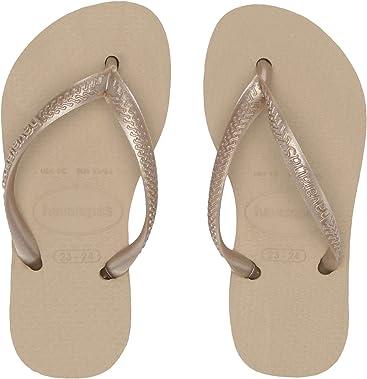 a18504305111a7 Havaianas Kid s Slim Flip Flop Sandals (Toddler Little ...