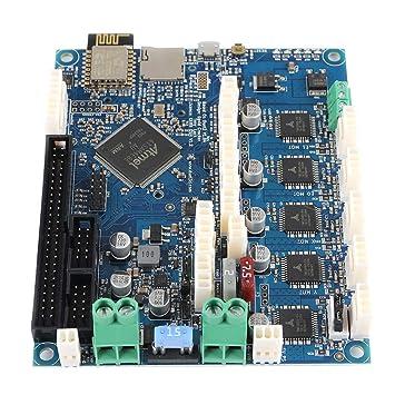 Gazechimp DuetWifi V1.04 Placa Base Controlador De Clonación ...