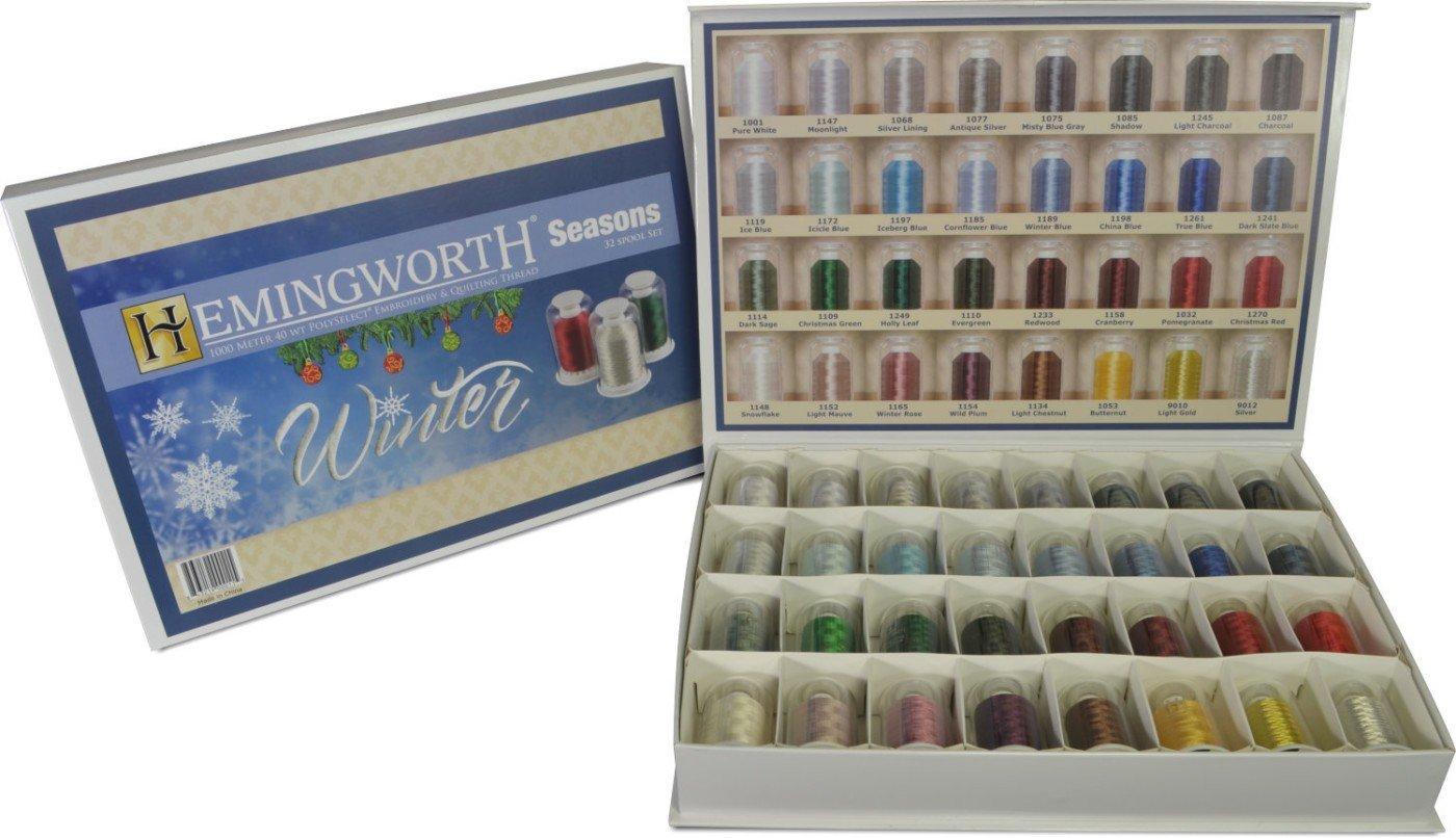 Winter Hemingworth Seasons 32 Spool Set