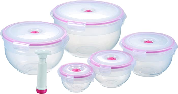 The Best Vaccum Sealed Food Containers