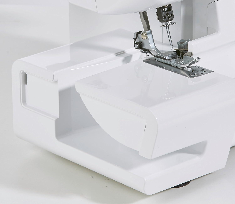 Blanco 34 X 32 X 33 cm Acero Inoxidable Brother M343D