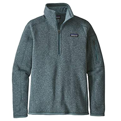 Amazon.com  Patagonia Women s Better Sweater 1 4-Zip Fleece (X-Large ... 296a1a667