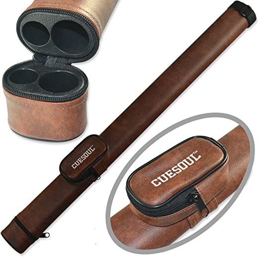 CUESOUL Soocoo Series Pool Cue Case - Best Compact Design